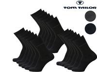 Tom Tailor Business Sokken | 9 Paar