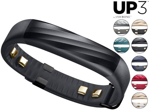 Jawbone UP3 Health & Activity Tracker (Refurb.)