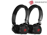 2x Mad Catz F.R.E.Q.M Wireless Gaming Headset